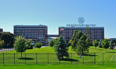 General Electric surges 14% on strong earnings and increased cash forecast